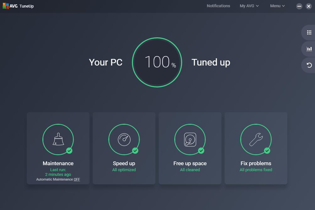 AVG PC TuneUp 21.1.2523 Crack + Product Keygen Free [ Latest ]