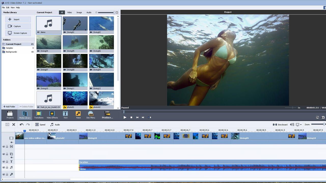 AVS Video Editor 9.4.5.377 Crack + Activation Key 2021 Free Download