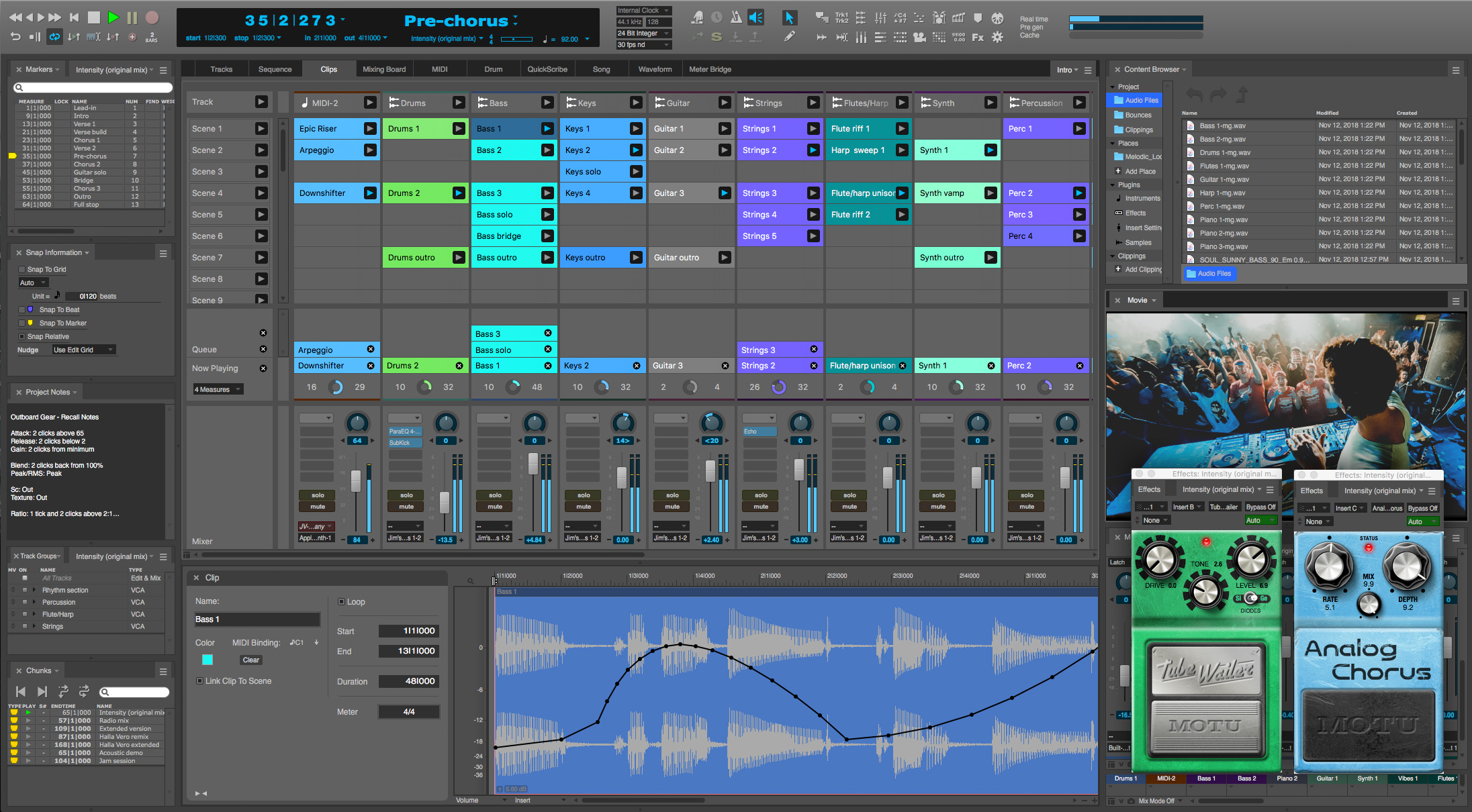 MOTU Digital Performer 10.13.86175 With Crack {Latest Version}