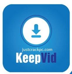 KeepVid Pro 8 Crack + Registration Key Free Download