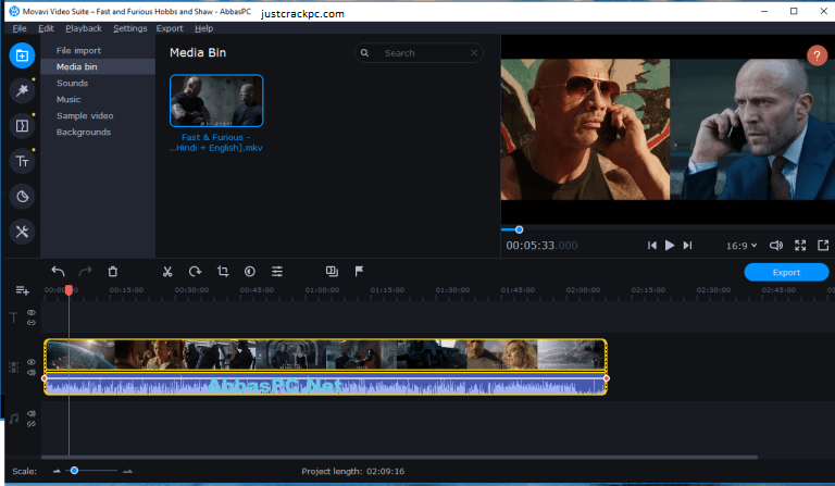 Movavi Video Suite 21.2.0 Crack + Activation Key Free Download
