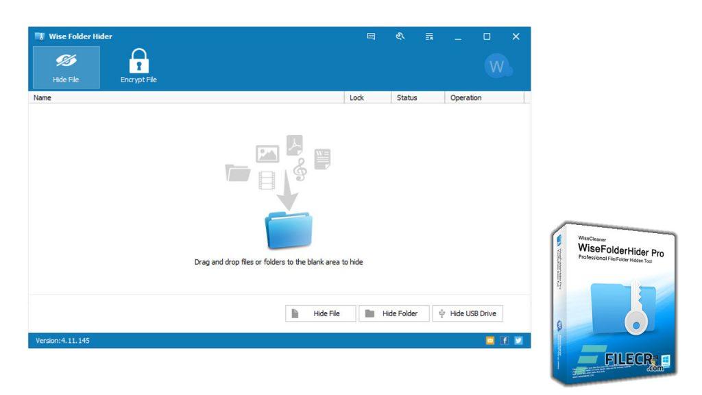 Wise Folder Hider Pro 4.3.8.198 Crack + Free Download [Latest]
