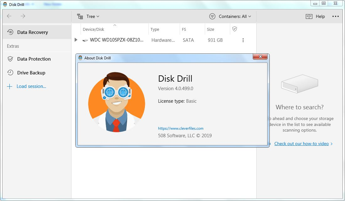 Disk Drill Pro 4.2.567.0 Crack + Activation Code Free Download