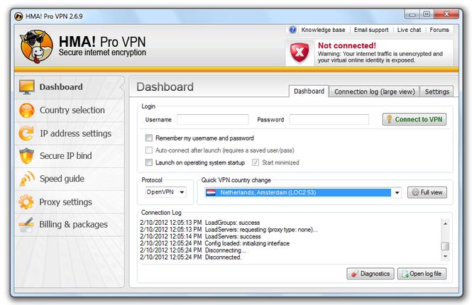 HMA Pro VPN 5.1.259.0 Crack + License Key Free Download [2021]
