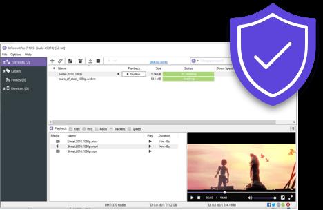 BitTorrent Pro 7.10.5 Build 45967 With Crack | JustCrackPC