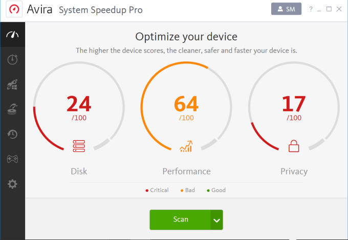 Avira System Speedup Pro 6.11.0.11177 Crack + Key {Free}