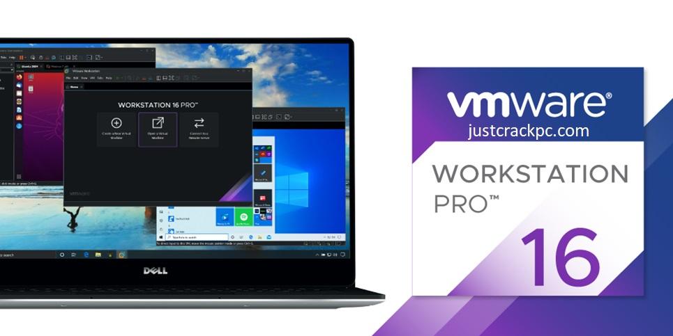 VMware Workstation Pro 16.1.2 + Crack License Keygen [Latest]