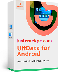 Tenorshare UltData 9.4.1.6 Crack + Registration Code Free Download