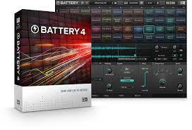 Battery 4 (Mac) 4.1.6 Crack + Audio Plugins Free Download 2022